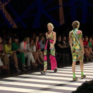 F/S 2020: Colour In Motion – die Marc Cain Runway Show der Berliner Fashion Week