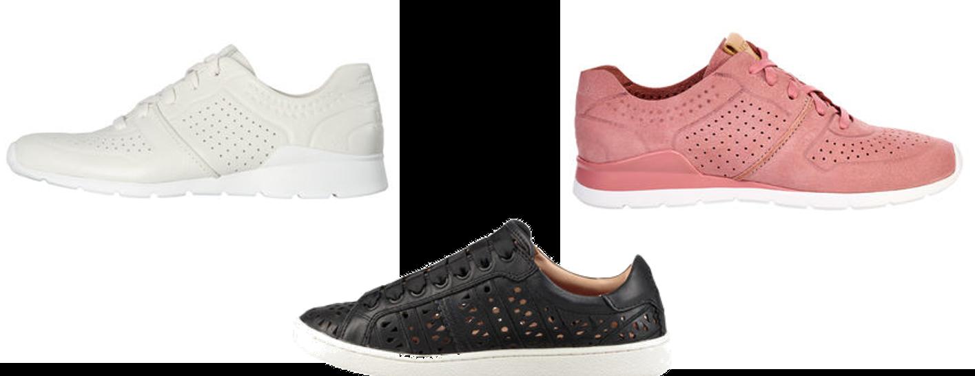 flache Schuhe - Sneaker