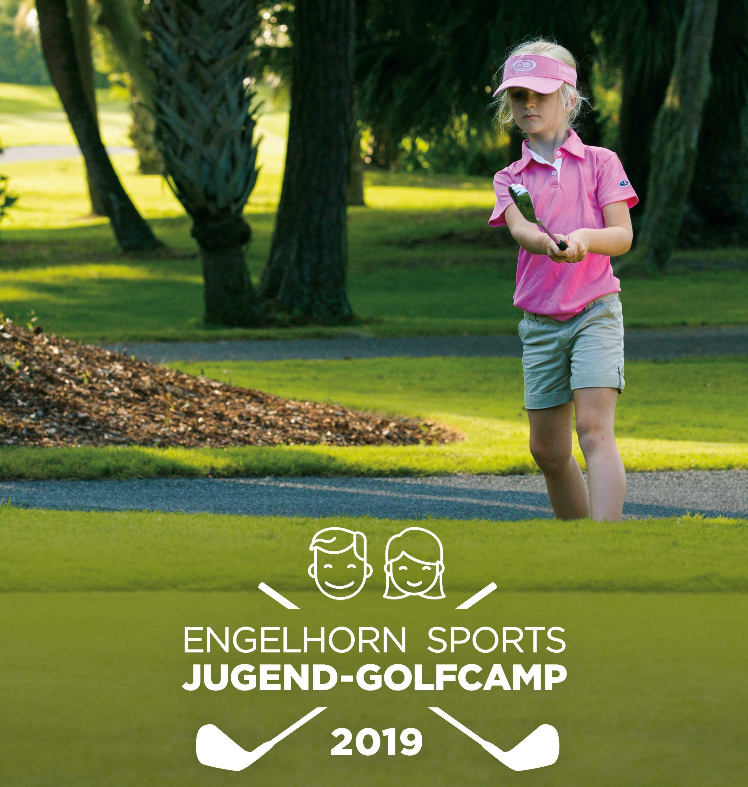 engelhorn sports Jugend-Golfcamp 2019
