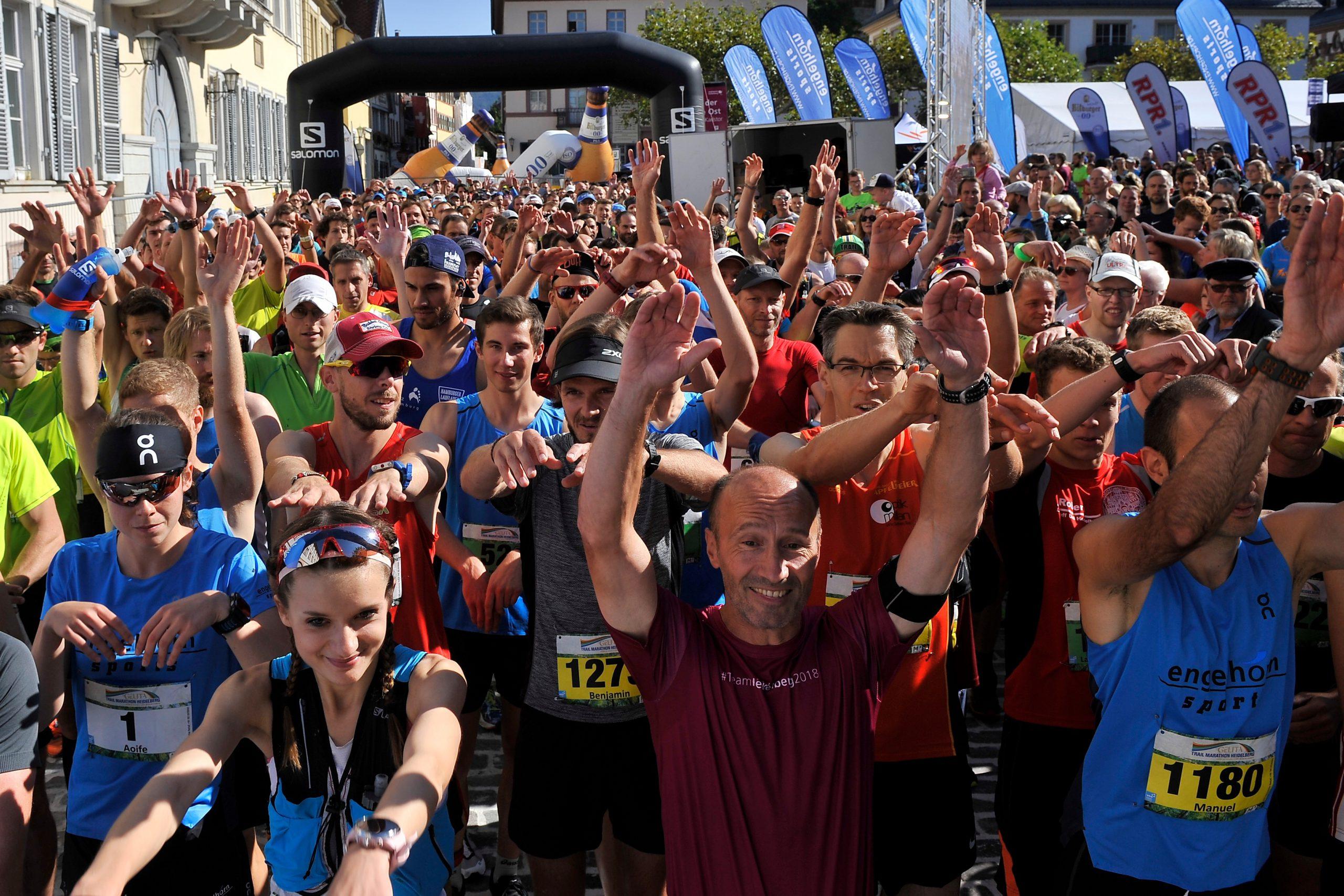 engelhorn sports und Salomon präsentieren: Trailcup 2019