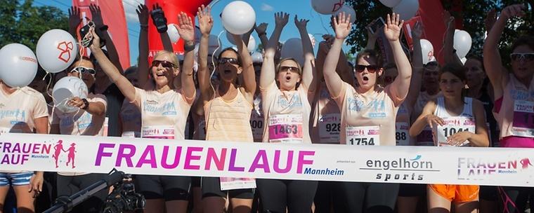 Mannheimer Frauenlauf 2019: Jetzt anmelden zum engelhorn sports Lauftreff Training
