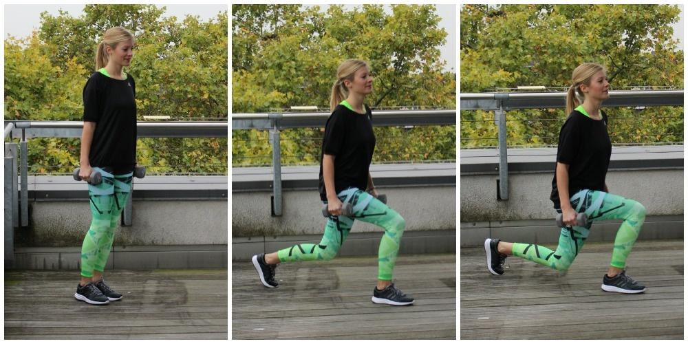 Squats: Die ideale Übung für straffe Beine und einen Knackpo