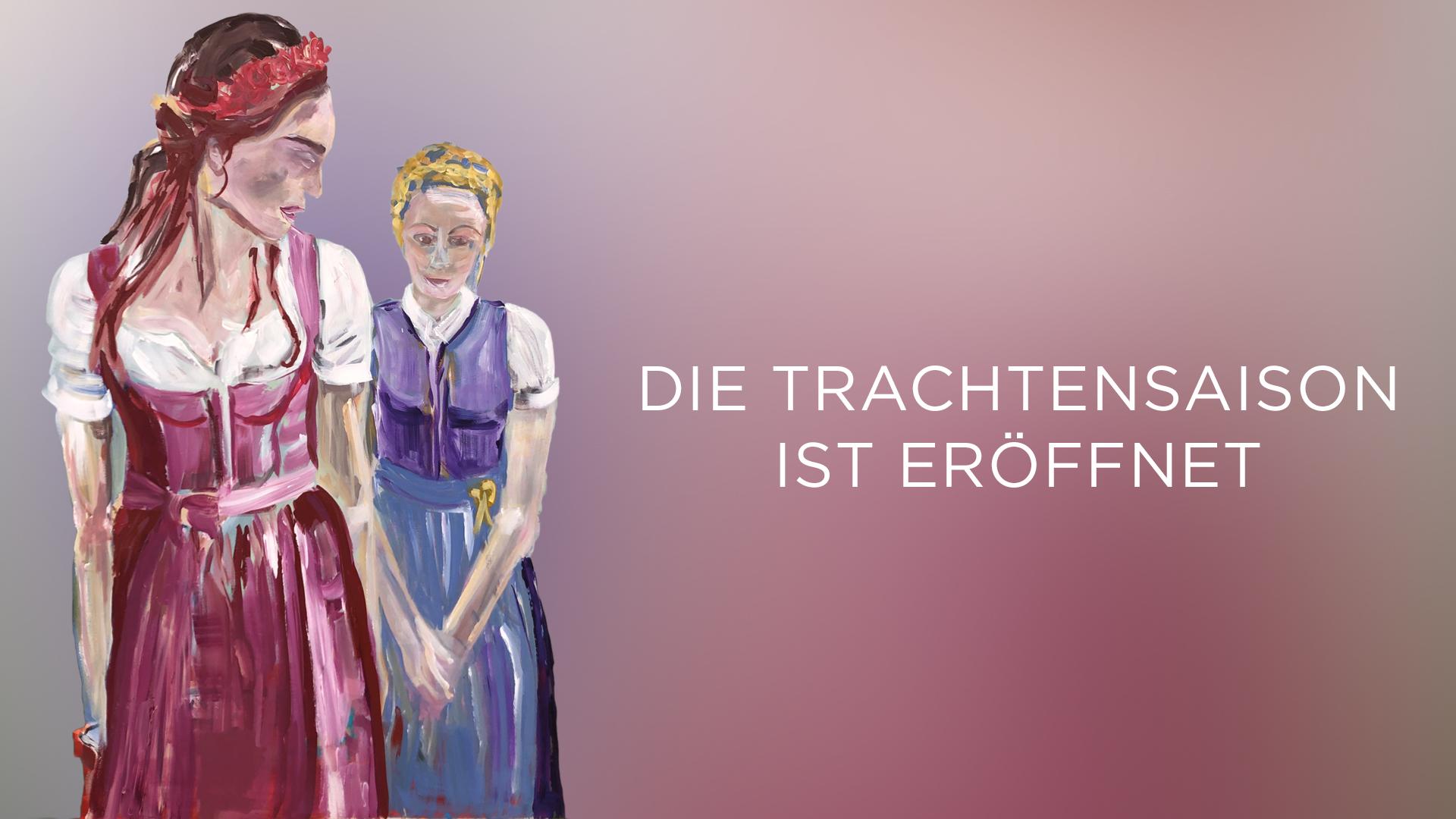 Save the date: Trachtensaison bei engelhorn