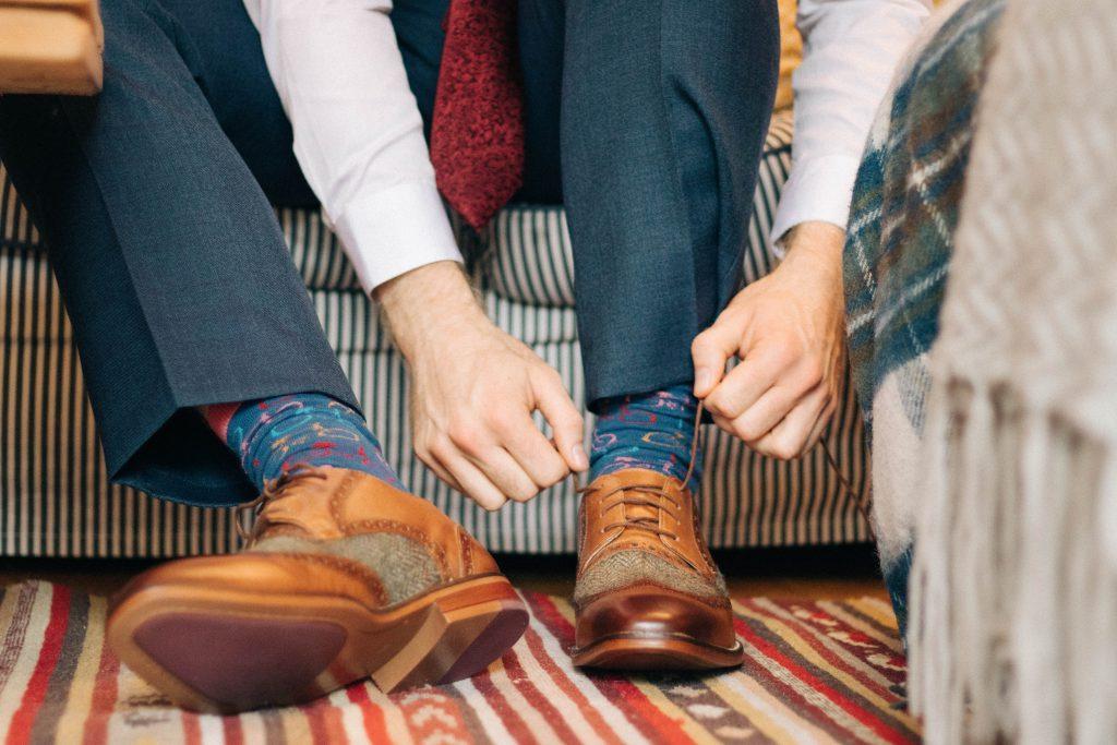 Business Upgrade Socken