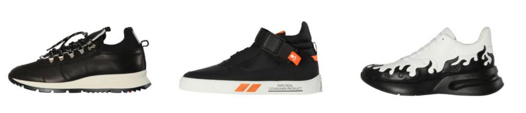 Business Upgrade Sneaker