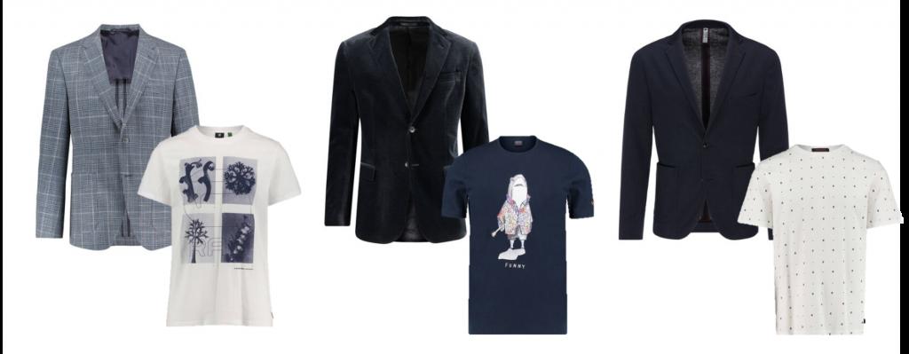 Business Upgrade bedruckte T-Shirts