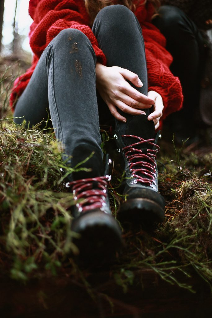 Schuhtrends Hiking Boots