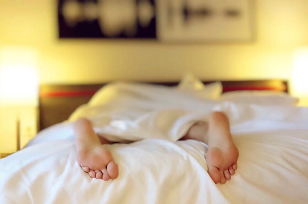 Hitze - Schlafen