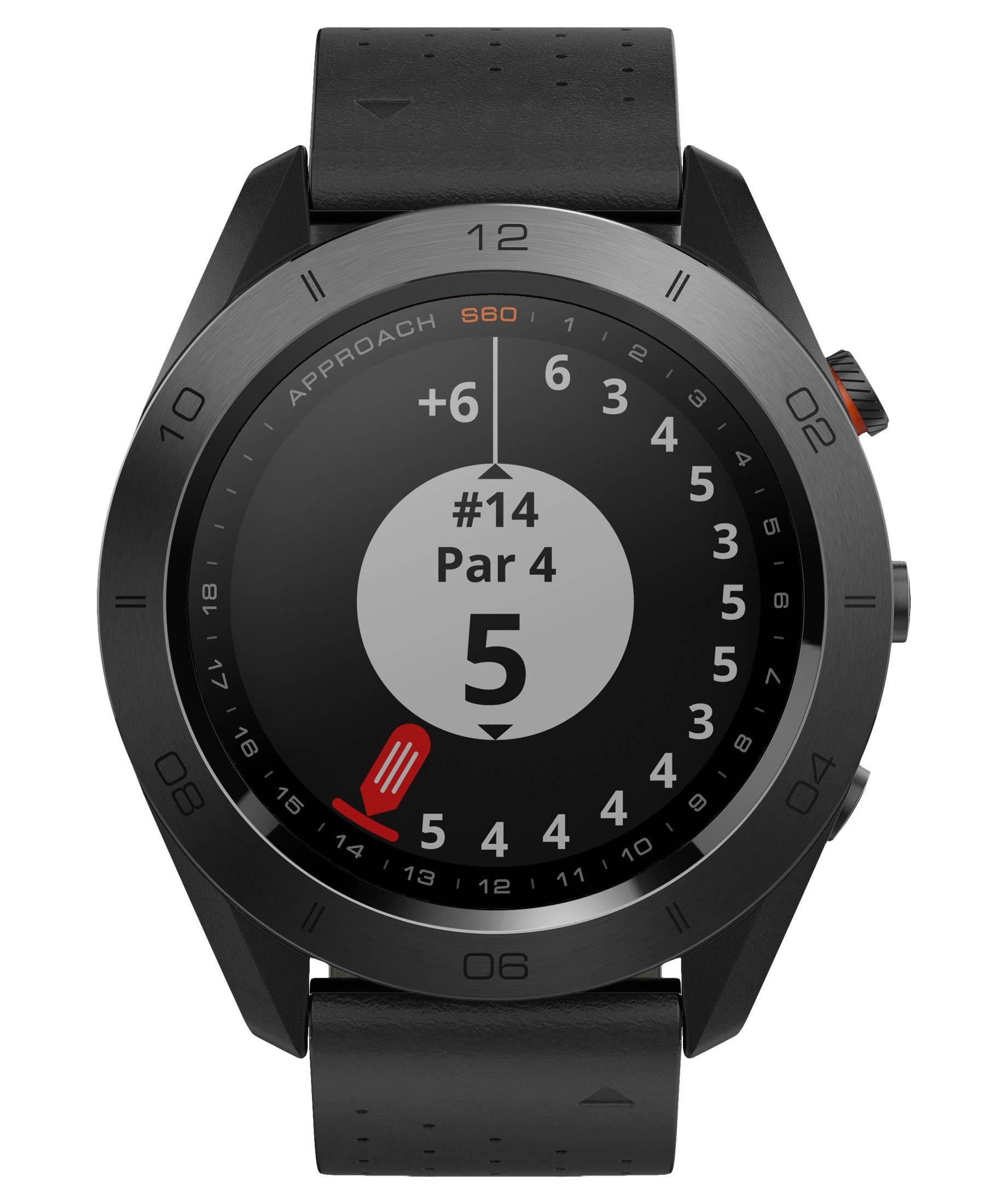 Die neue Golfuhr Garmin Approach S60 - Wir testen für euch!