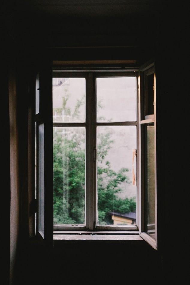 Hitze - Fenster