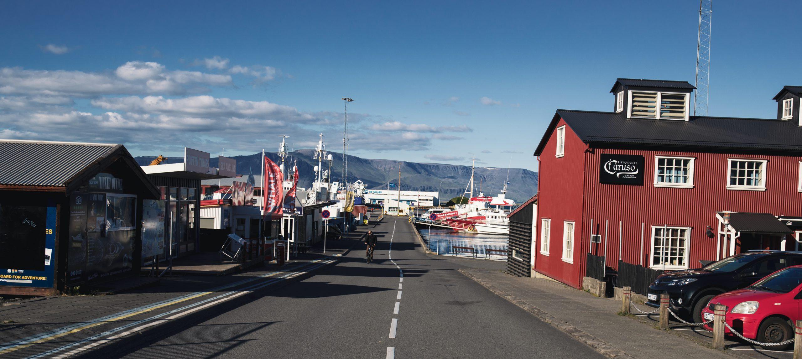 Willkommen in Skandinavien