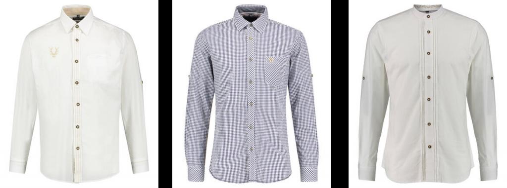 Trachtenhemd, Trachtentrends