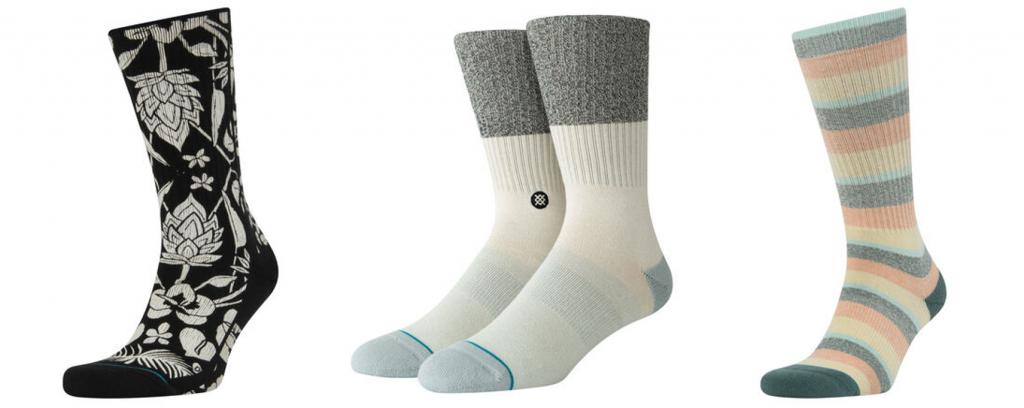 Sommeroutfit-Socken