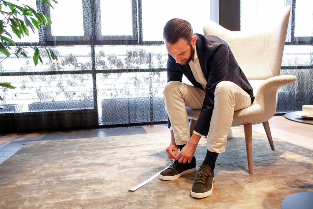Stilberater Schuhe