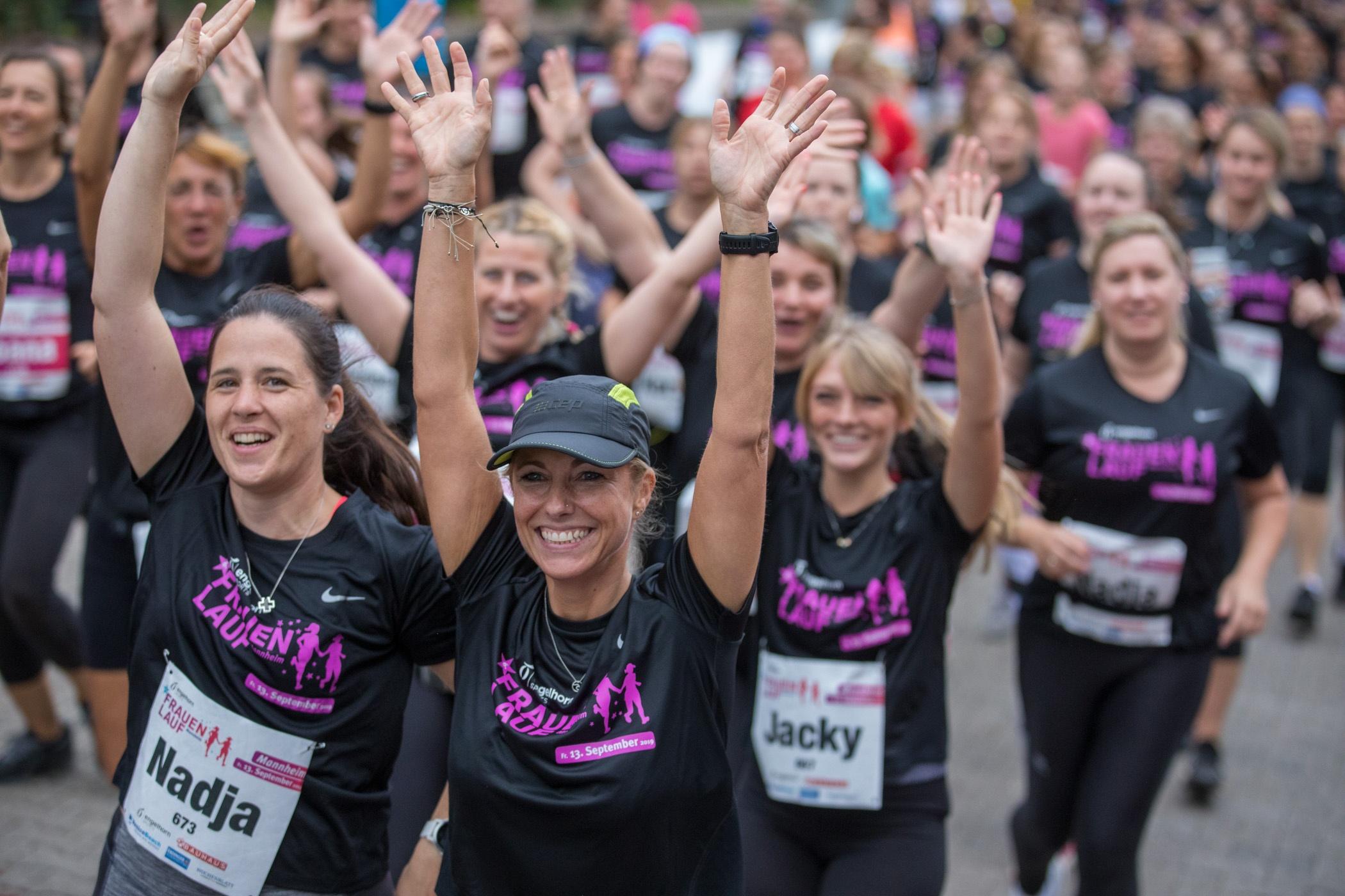 Das war der Frauenlauf 2019