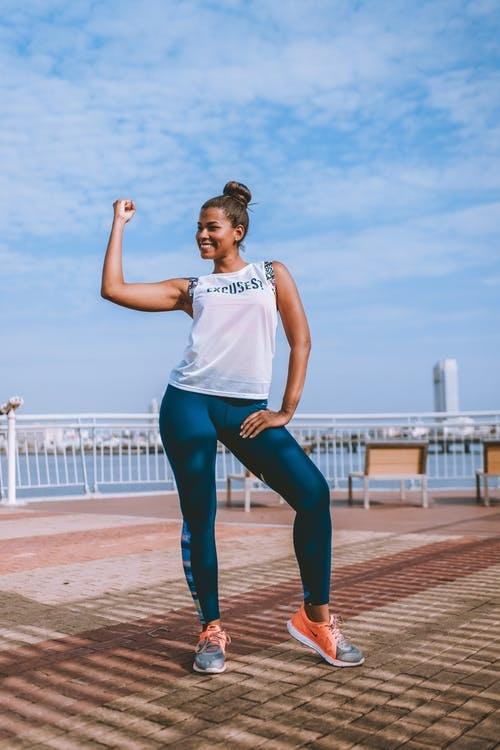 Fit durchs Seil - Ein Workout