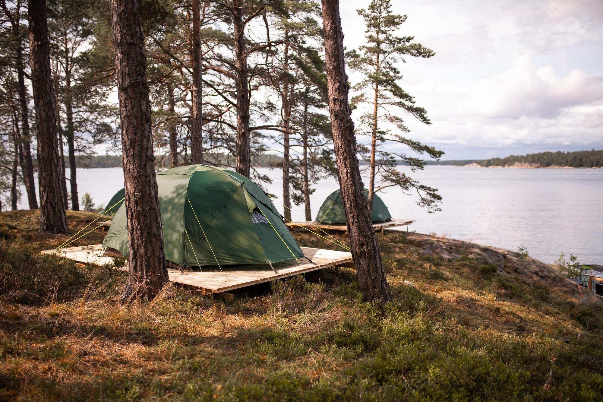 Go Backpack - ein Dreitagesabenteuer in Schweden mit Jack Wolfskin