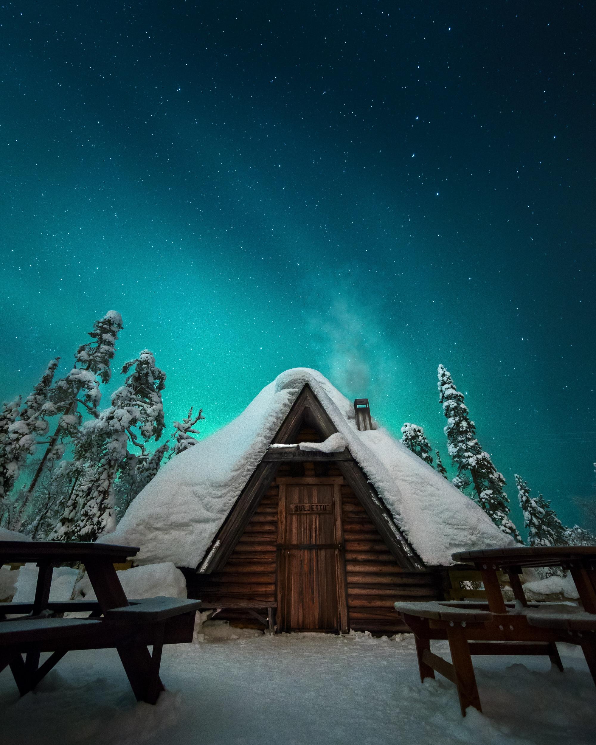 VERIÐ VELKOMIN! WilLkommen in Skandinavien