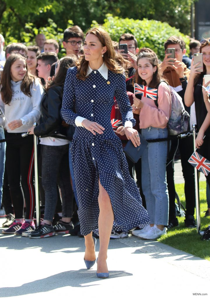 Kate Middleton - Ton in Ton