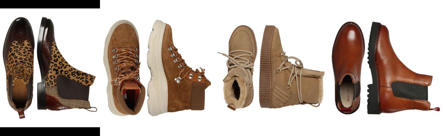 Braun - Boots