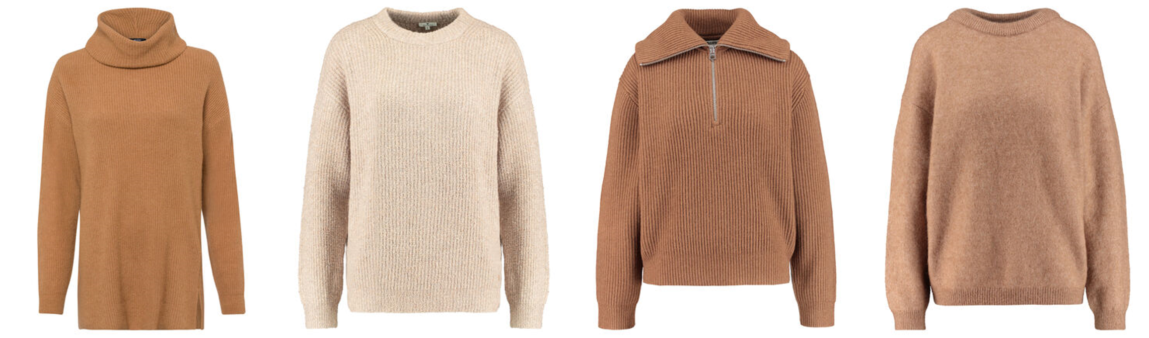 Braun - Pullover