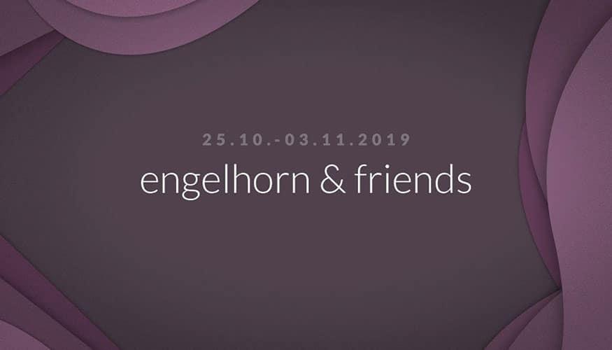engelhorn & friends 2019: Mit tollen Deals für den guten Zweck