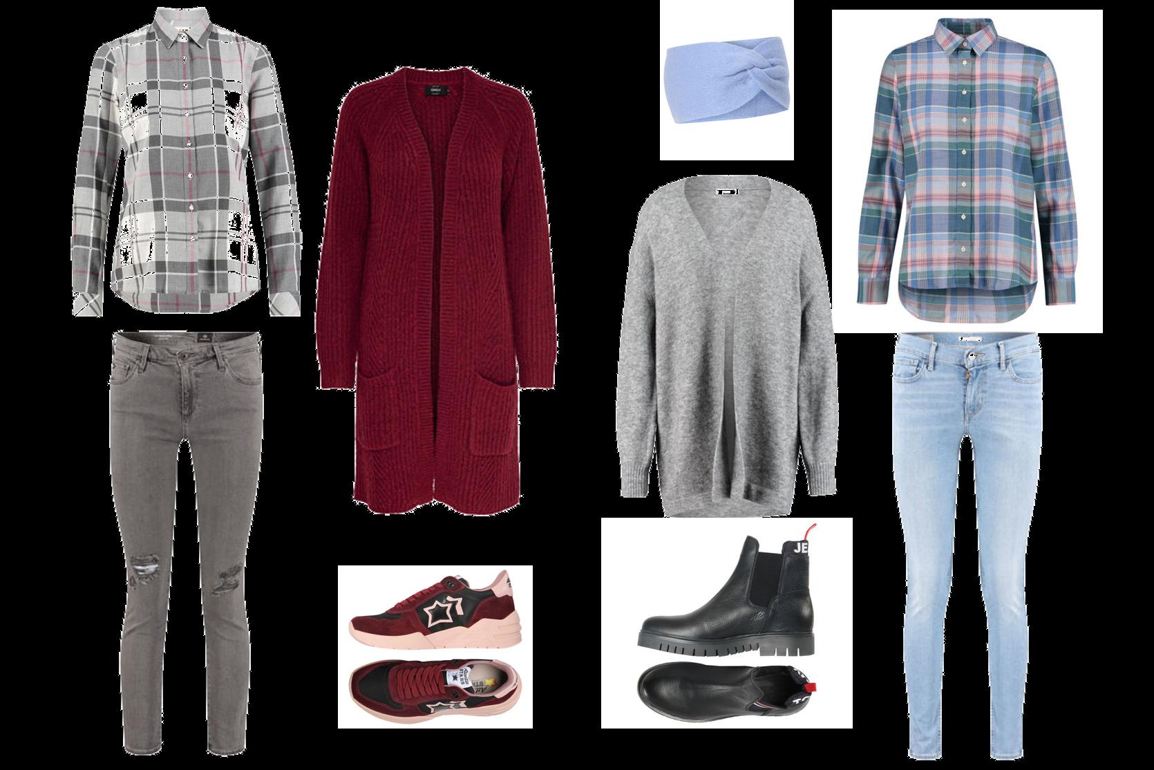 Back to Basic 5 Basic Outfits, die diesen Herbst alles