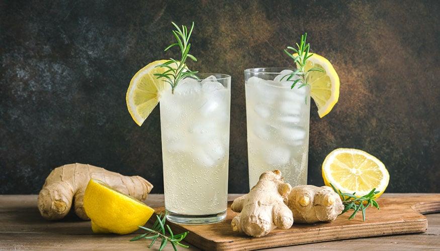 Trendgetränk Ingwerwasser – 5 Gründe für den leckeren Gesundheitscocktail!