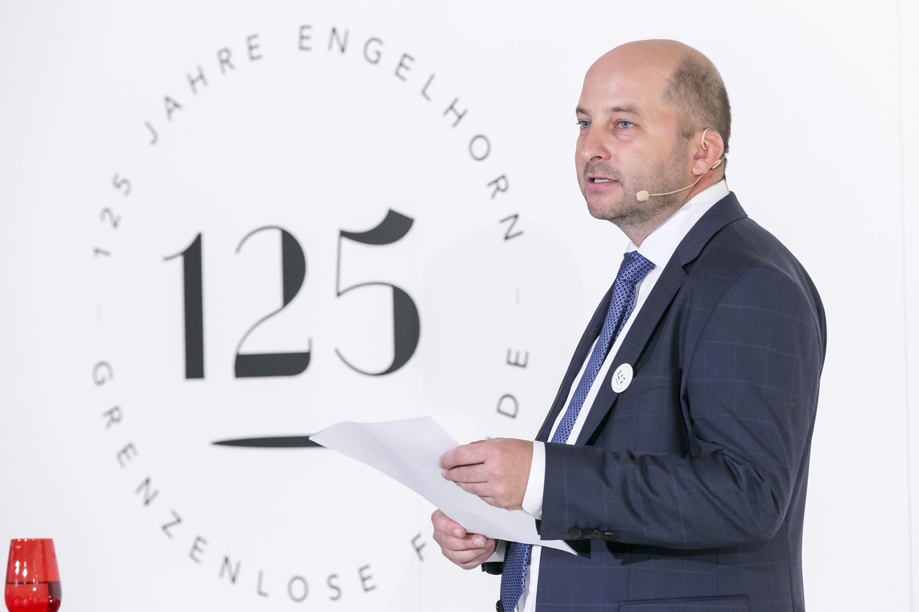 125 Jahre engelhorn - die große Eröffnungsfeier