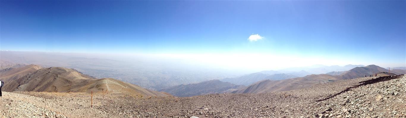3.964 Höhenmeter bis zum Tochal Gipfel – meine Tour im Iran – Teil 2