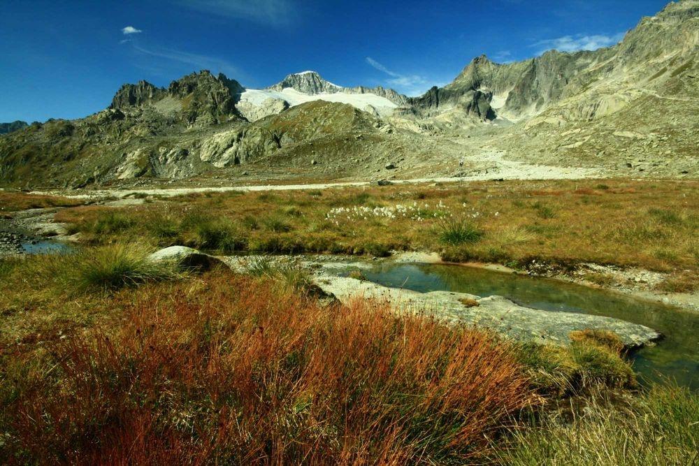 3 Pässe – 3 Wanderungen in der Zentralschweiz