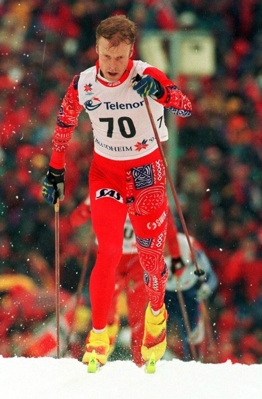 30.11.2013: Langlauf-Legende Björn Daehli zu Gast bei engelhorn sports