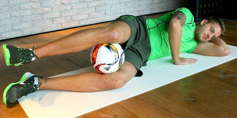 4 Stabiübungen für Fußballer