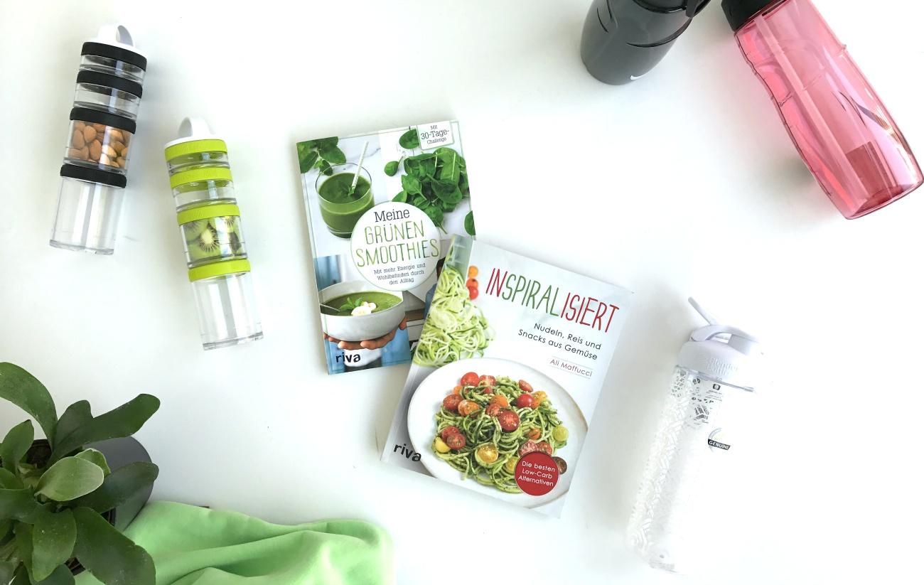 4 Tipps: gesunde ernährung trotz büroalltag