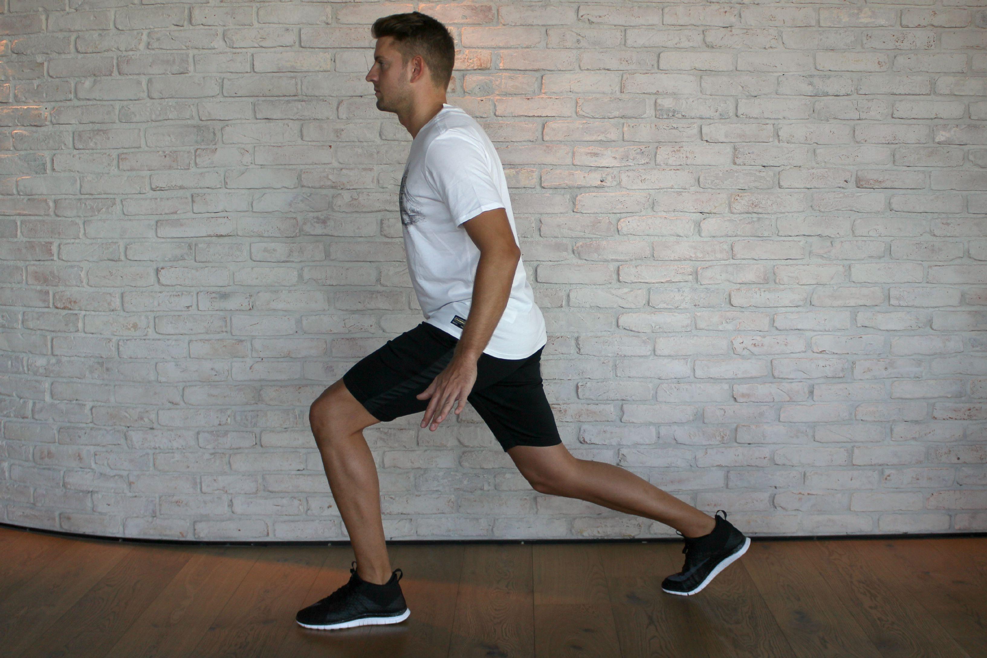 4 Übungen: Explosivität und Schnelligkeit als Fußballer steigern