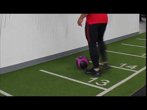 5 Dribbel Übungen an der Wand