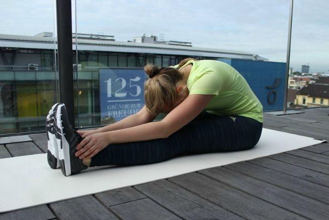 5 Erholungs-Übungen für Läufer