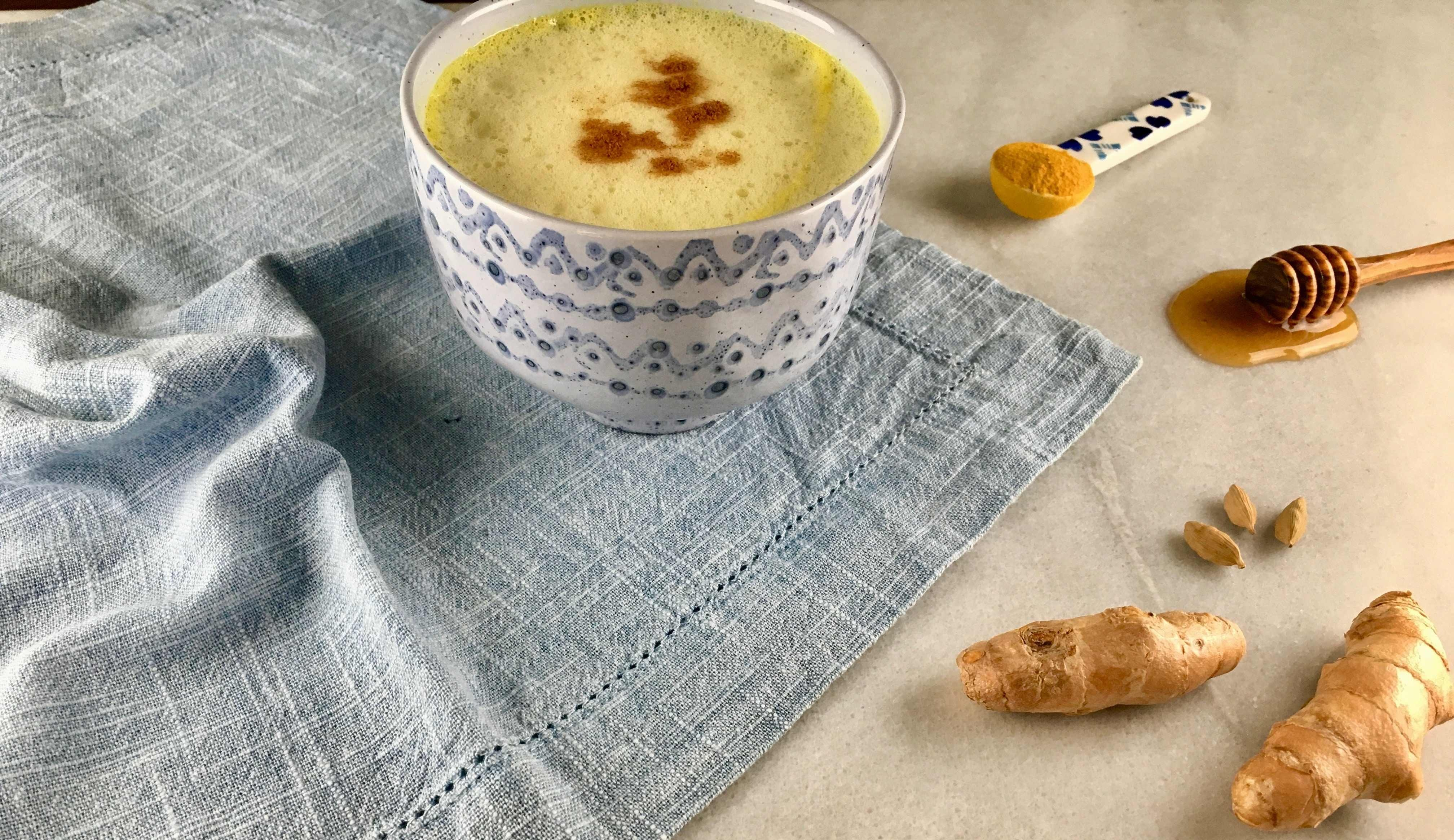 5 Gründe warum Du Kurkuma sofort auf deinen Speiseplan setzen solltest!