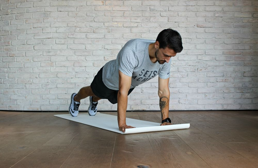 5 Plank Variationen mit Eishockey-Profi Dennis Endras