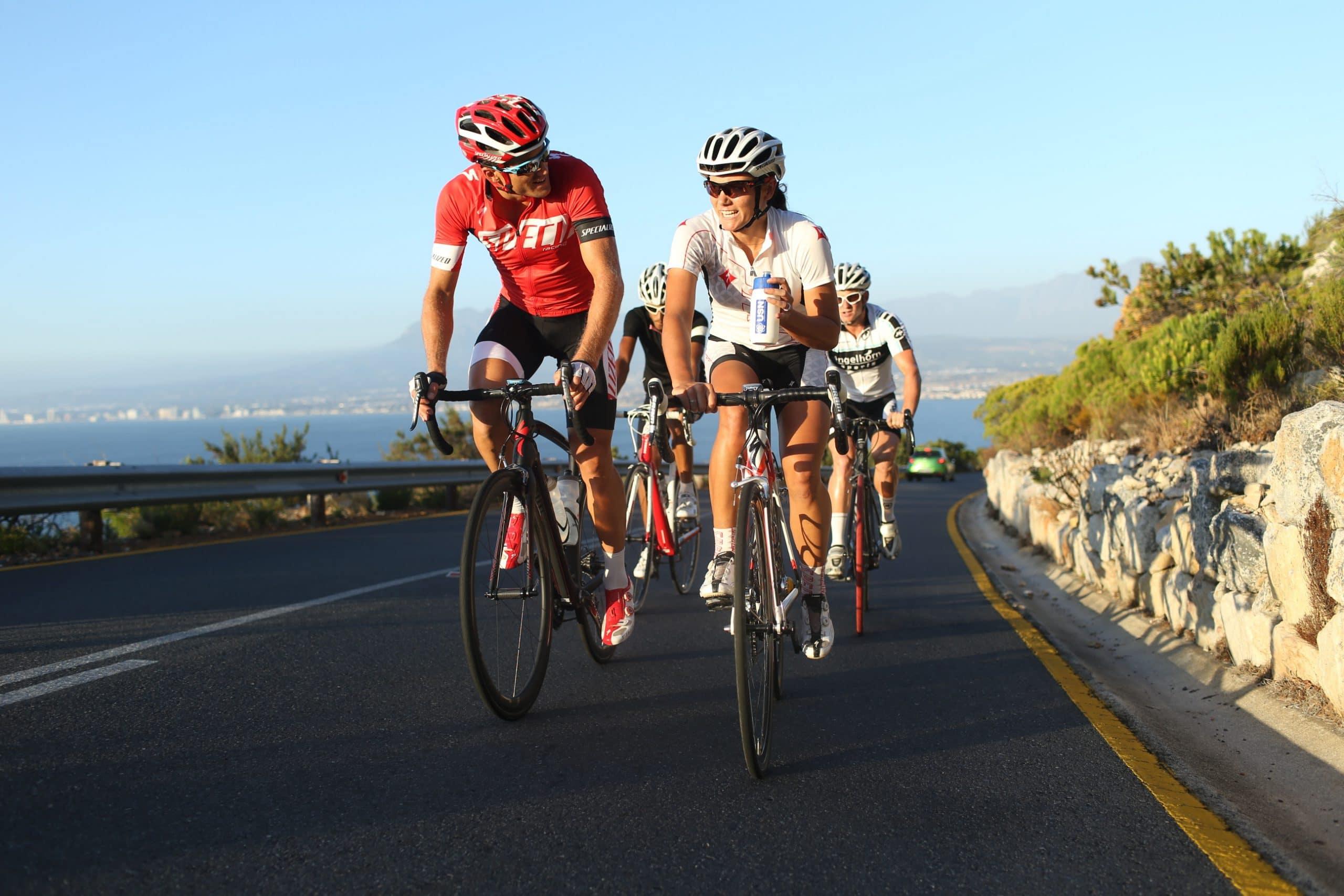 Ab sofort jeden Dienstag: Die engelhorn sports Bike Ausfahrt