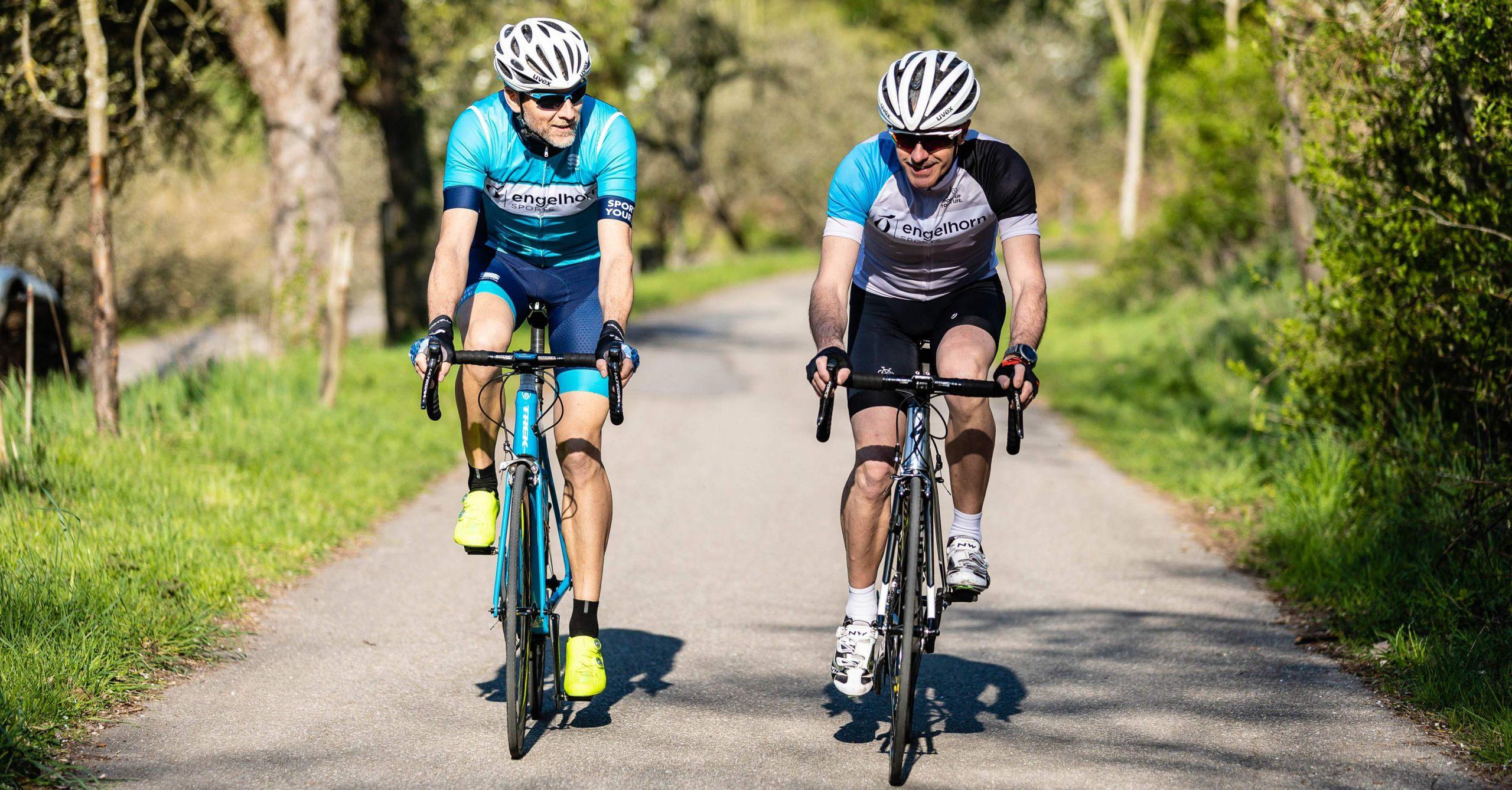 Ab sofort wieder jeden Dienstag: Die engelhorn sports Bike Ausfahrt