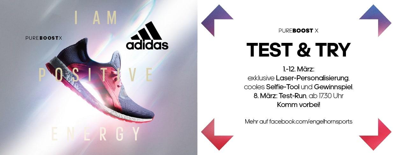 adidas PureBOOST X Event