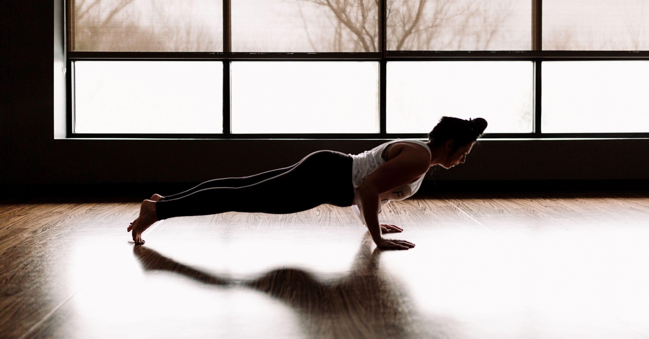After-Xmas Yoga Workout