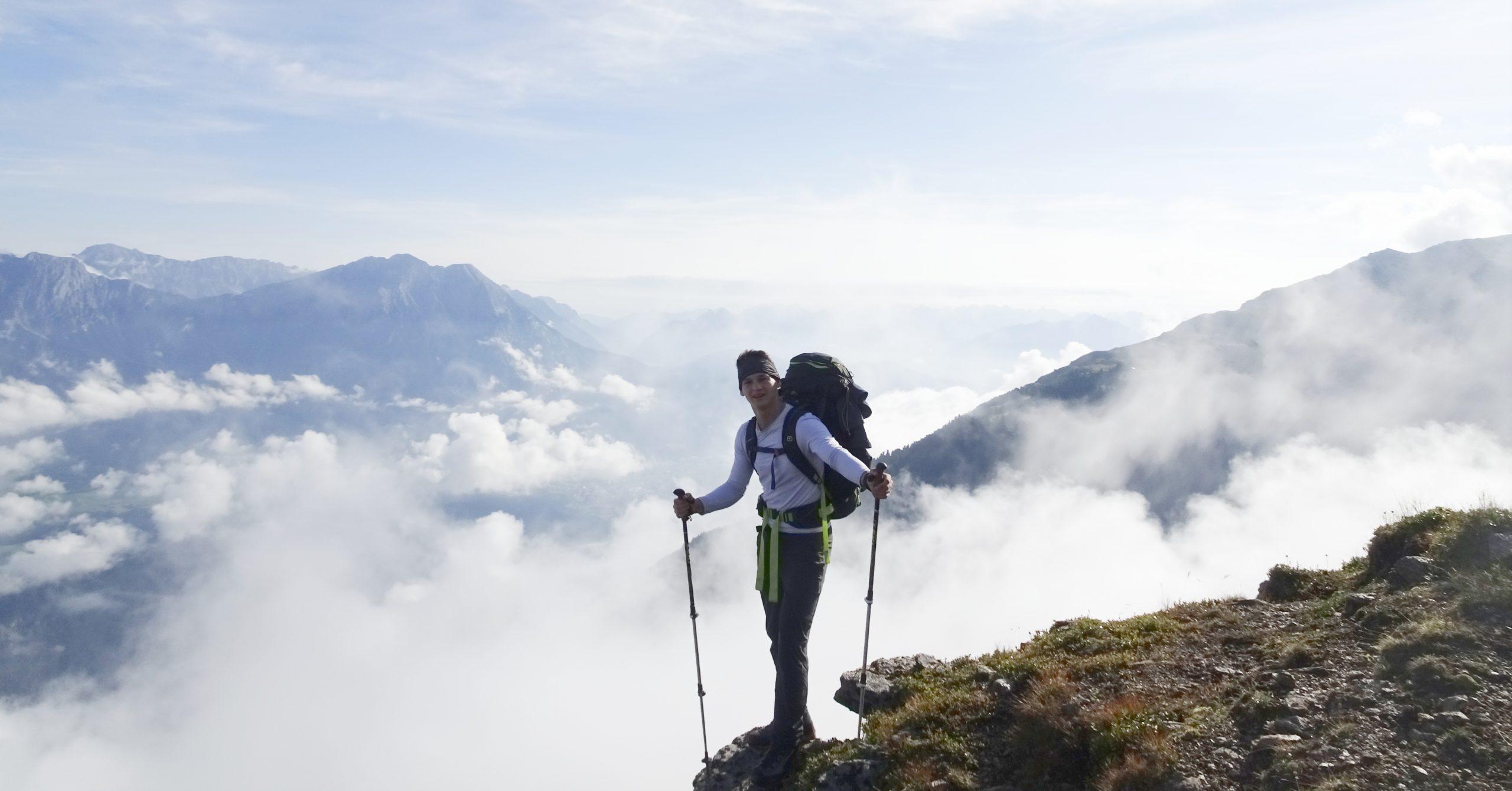 Alpenüberquerung auf dem L1 – Ausrüstung Must-haves