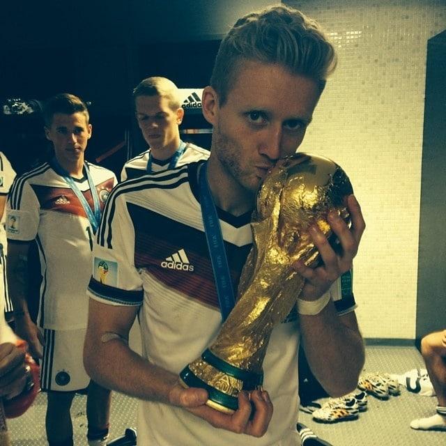 André Schürrle: Der Endspurt des Fußballjahres 2014