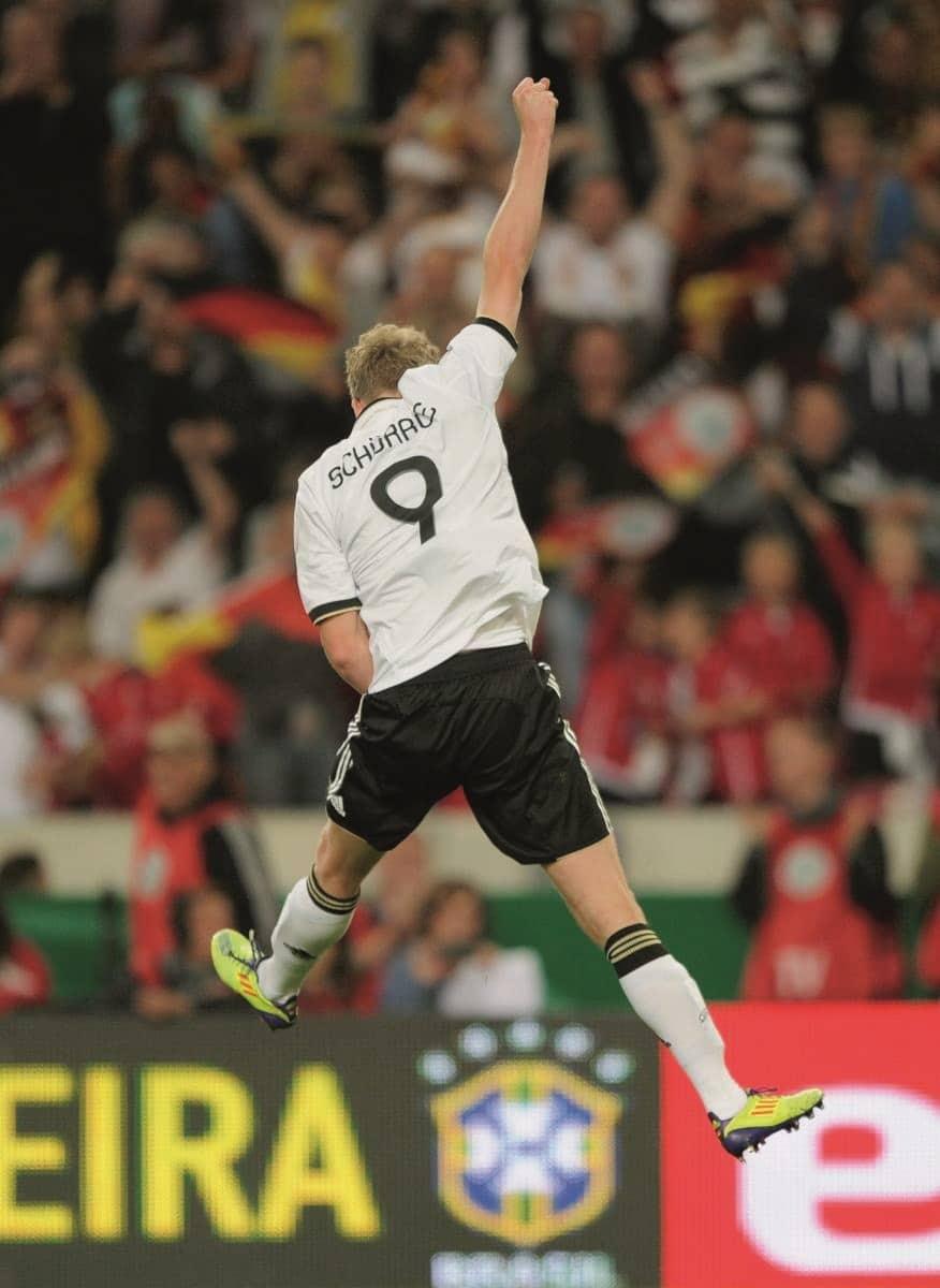 André Schürrle: Der Wille als Weg zur Motivation im Sport
