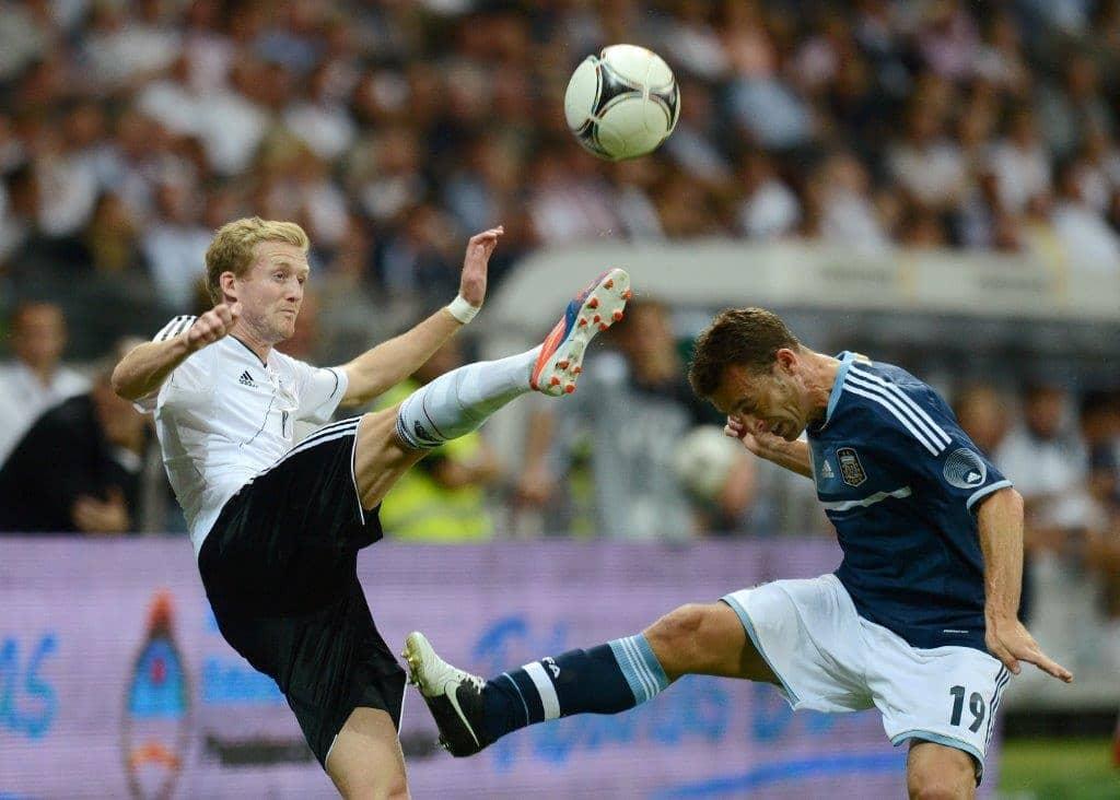André Schürrle – Kommunikation im Fußball