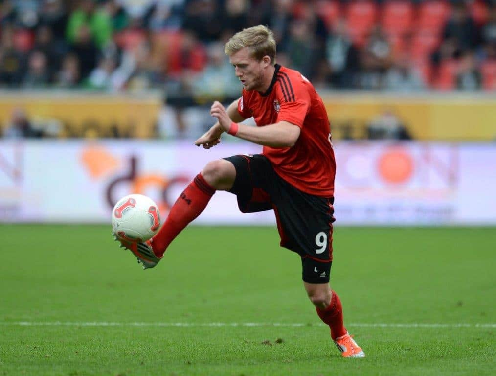 Andre Schürrle – mein langer Weg zum Fußballprofi
