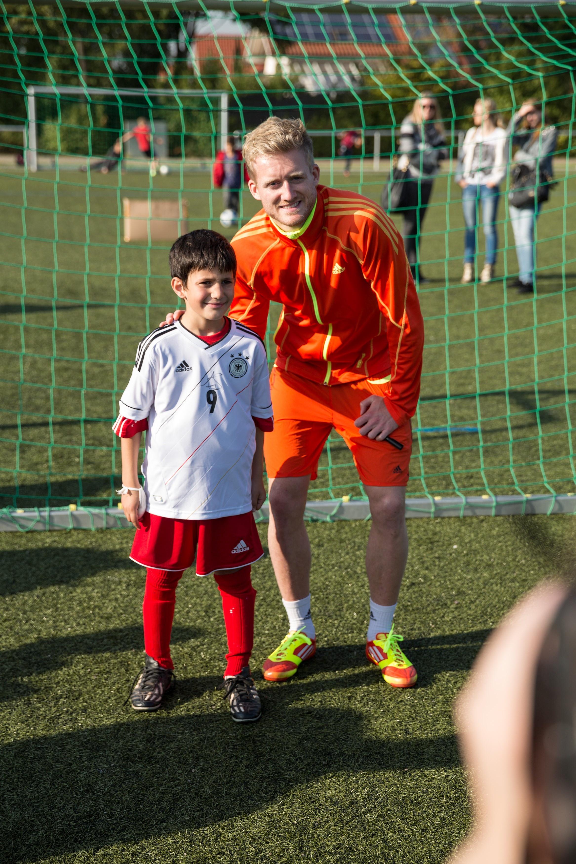 André Schürrle: Mein Training mit der LSC F-Jugend