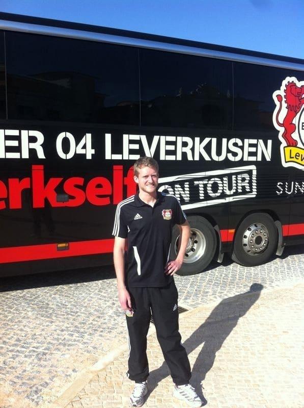 André Schürrle: Trainingslager – alles außer Wellness